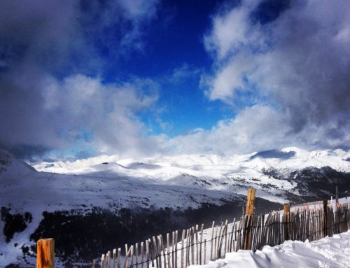 Andorra: Snowboarding in a Foreign Country