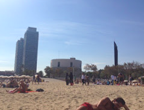 Being Creepy for All Womankind. Or: How to Talk to a Hot Guy at Barceloneta Beach