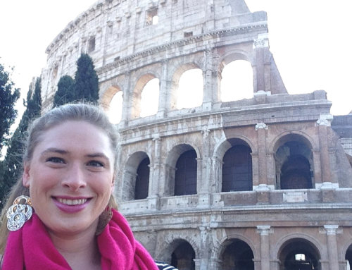Things I Should Never Tell My Mother. Or: How to Travel Alone in Rome
