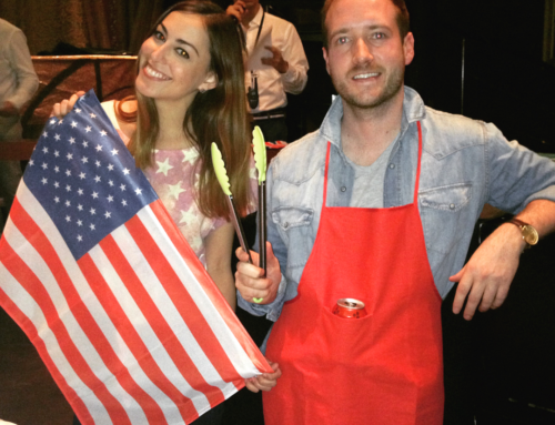 'Muricans at Gastrofest. Or: How to Eat, Drink, and Beer Pong